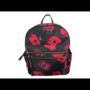 Kate Spade Floral backpack